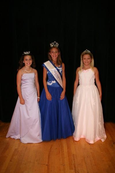 Teen Beauty Pageant Winners